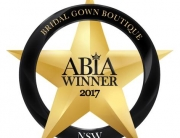 Winner of 2017 Best Bridal Gown Boutique in NSW