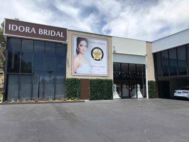 Idora Bridal Wetherill Park