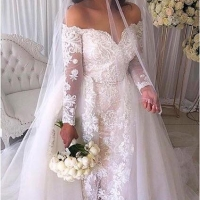 Idora Bridal Wedding Gown - Kamila