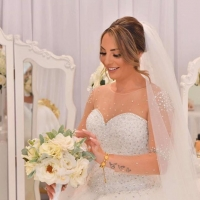 Idora Bridal wedding gown - Kristina